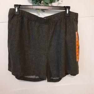 Weatherproof Vintage Women's Shorts NW